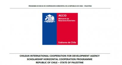 Masters scholarships in Chile